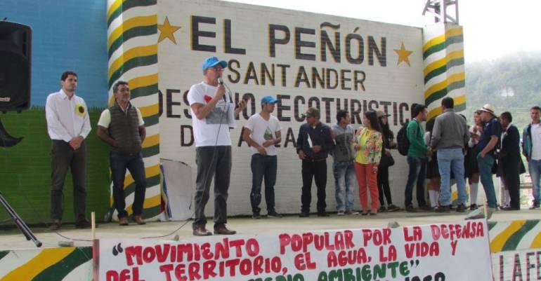 TUTELA, FALLO,JUDICIAL: El Consejo de Estado le dice no a la Consulta Popular de El Peñón
