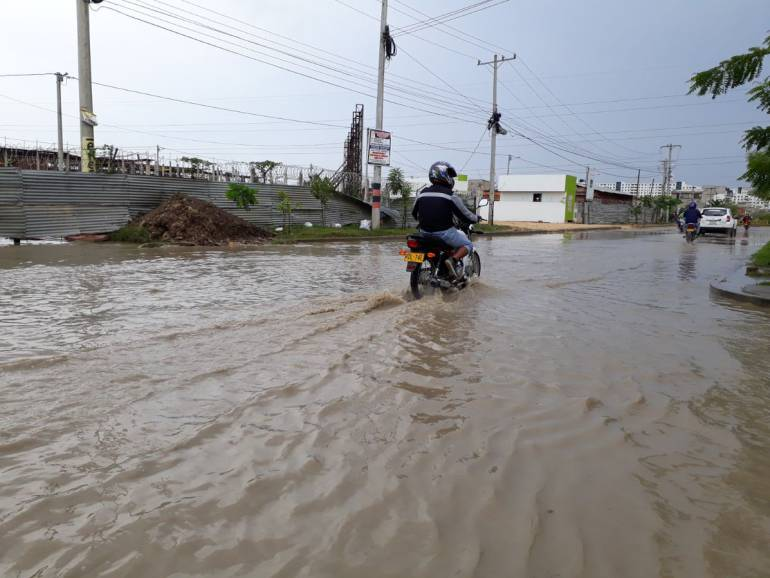 Lluvias Cartagena: Cartagena adopta Plan de Contingencia frente a primera temporada de lluvias