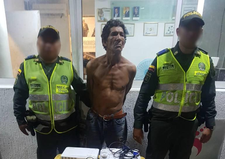 Delincuencia Cartagena: Frustran millonario hurto a iglesia cristiana adventista en Cartagena