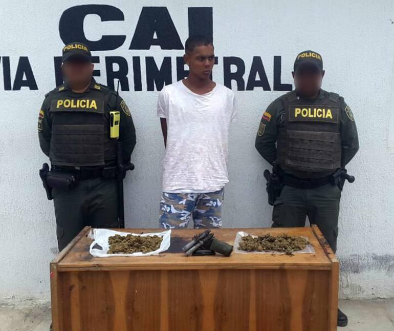 Delincuencia Cartagena: Cuatro capturas por hurto, en las últimas horas en Cartagena