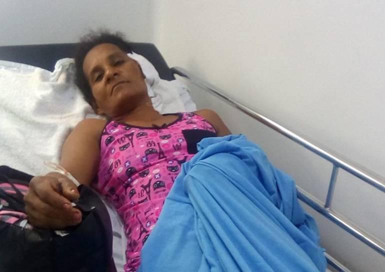 Femenicidio Cartagena: Hombre en Cartagena, intenta asesinar a su esposa, una líder comunal