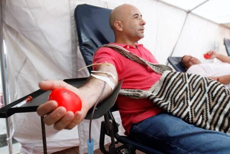 Donación de sangra Bolívar: Bolívar, el departamento donde menos se dona sangre