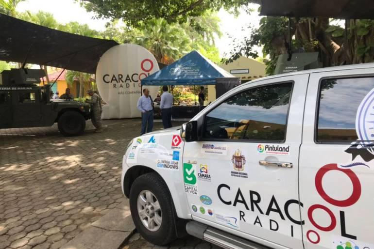 Eco-expedición al Corazón del Caribe llega a Cartagena: Eco-expedición al Corazón del Caribe llega a Cartagena