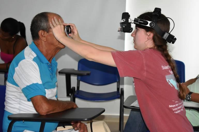 Optometría Cartagena: Inicia jornada de optometría en el Hospital Naval de Cartagena
