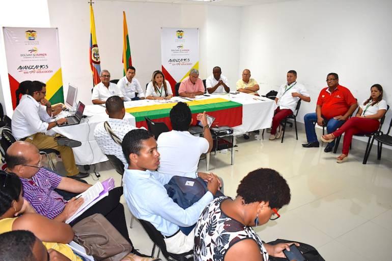 Educación Bolívar: Gobernación de Bolívar otorgó 211 plazas a maestros del departamento