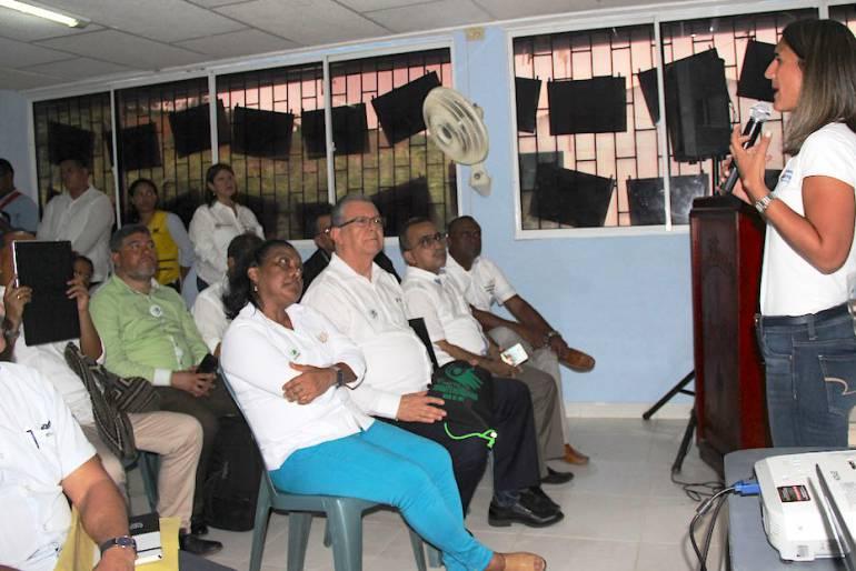 Educación Bolívar: MinEducación visitó escuela en la Alta Montaña de El Carmen de Bolívar