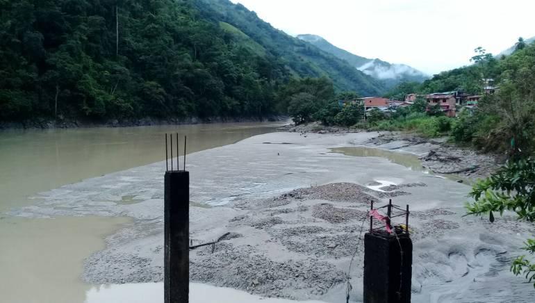 Emergencia, EPM, Hidroituango, avalancha, Puerto, Valdivia: No podemos vivir tranquilos, confiesan afectados por Hidroituango