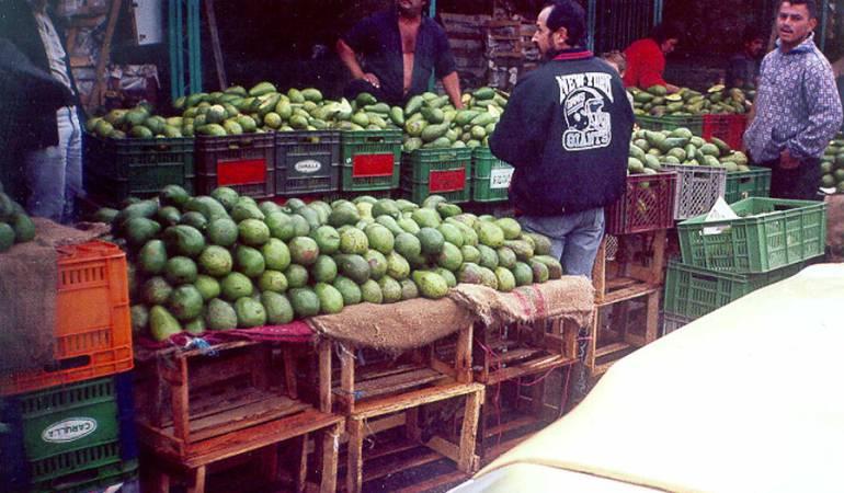 Puestos en Plazas de Mercado