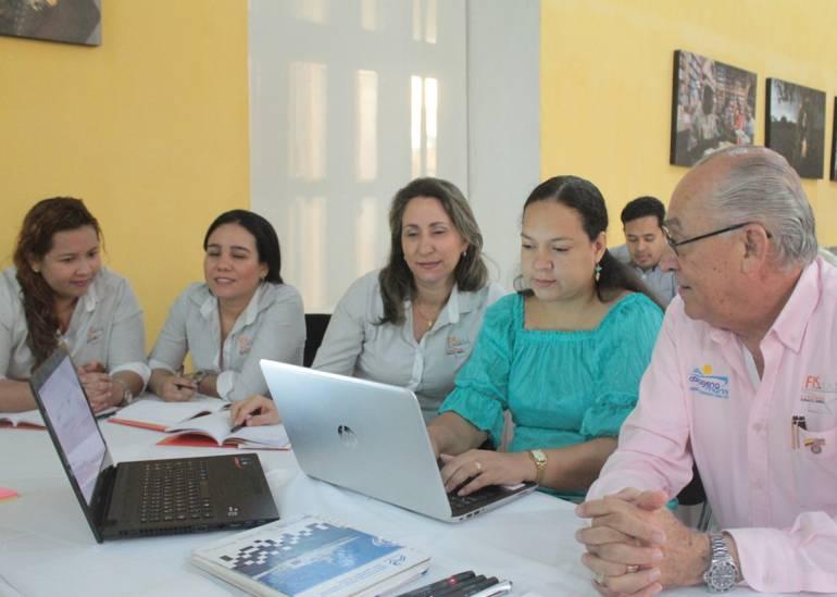 Cámara de Comercio de Cartagena realiza muestra empresarial de iniciativas: Cámara de Comercio de Cartagena realiza muestra empresarial de iniciativas