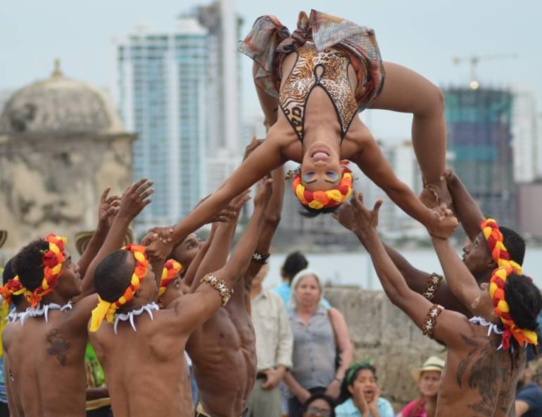 La Herencia Africana se vive en las Fortificaciones de Cartagena de Indias: La Herencia Africana se vive en las Fortificaciones de Cartagena de Indias