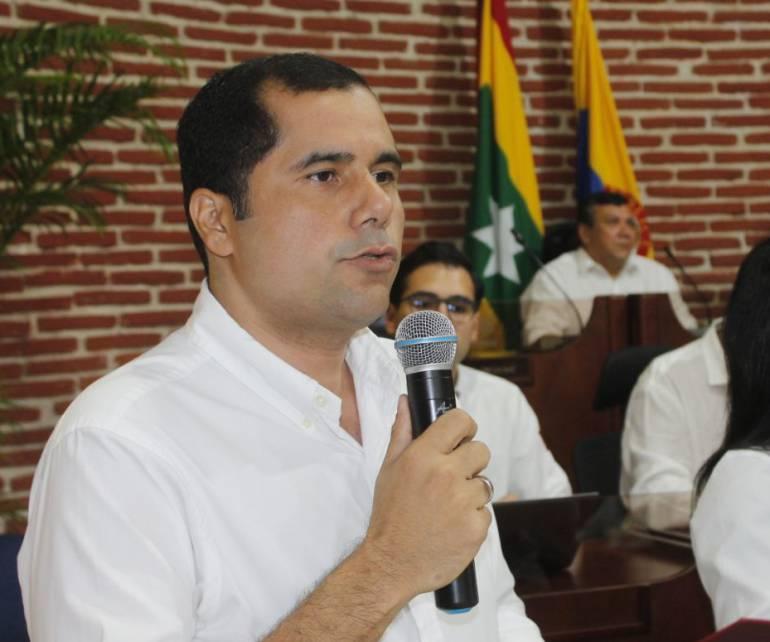 Concejo de Cartagena clausuró primer periodo de sesiones ordinarias: Concejo de Cartagena clausuró primer periodo de sesiones ordinarias
