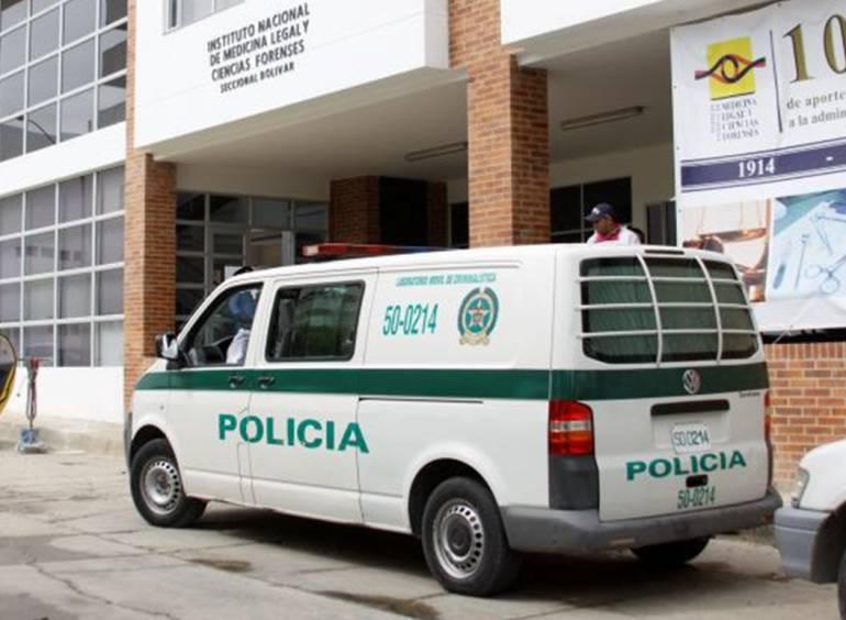 Asesinan a presunto asaltante en Cartagena: Asesinan a presunto asaltante en Cartagena
