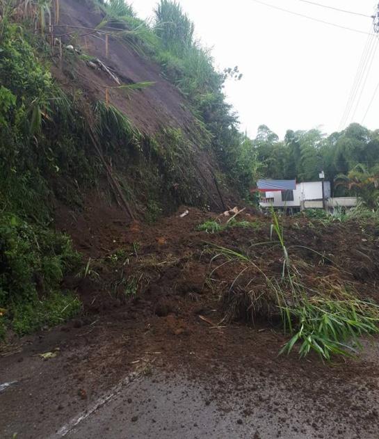 Temporada invernal: Alerta naranja fue decretada por invierno en el Tolima