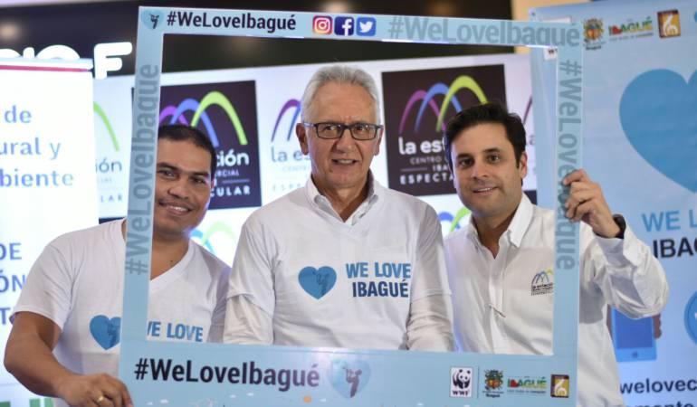 #WeLoveIbagué: Emprenden campaña #WeLoveIbagué