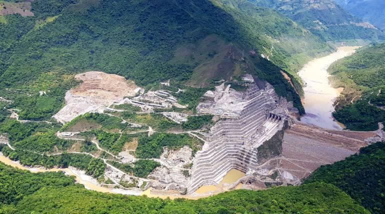 Hidroituango, invertido, billones, seis, años: En Hidroituango han invertido 8.3 billones de pesos en seis años