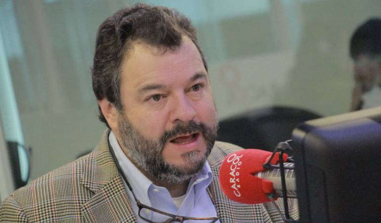 Defensor del Pueblo, Carlos Alfonso Negret.