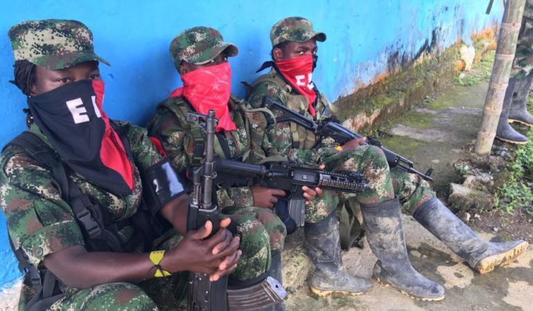La guerrilla colombiana (ELN) suspenderá actividades militares durante elecciones
