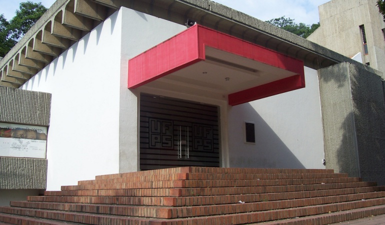 Auditorio de la UFPS en Cúcuta