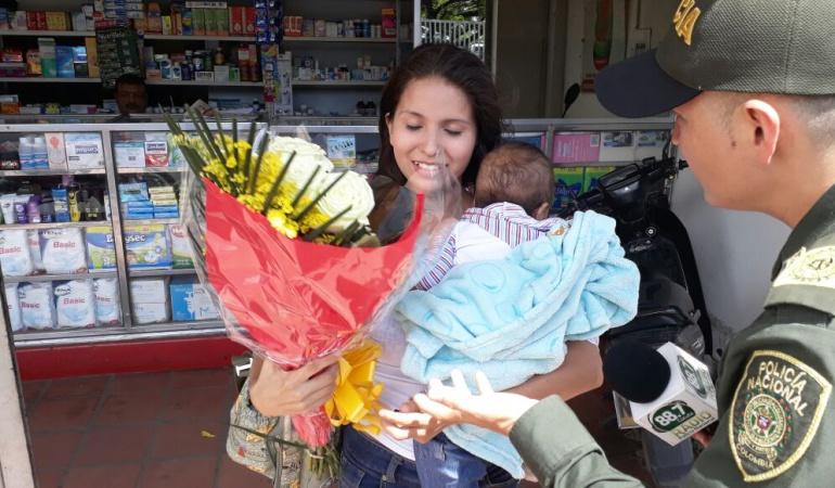 Celebración de madres en Cúcuta