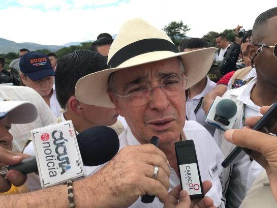 Oposición colombo-venezolana tuvo cita en la zona de frontera