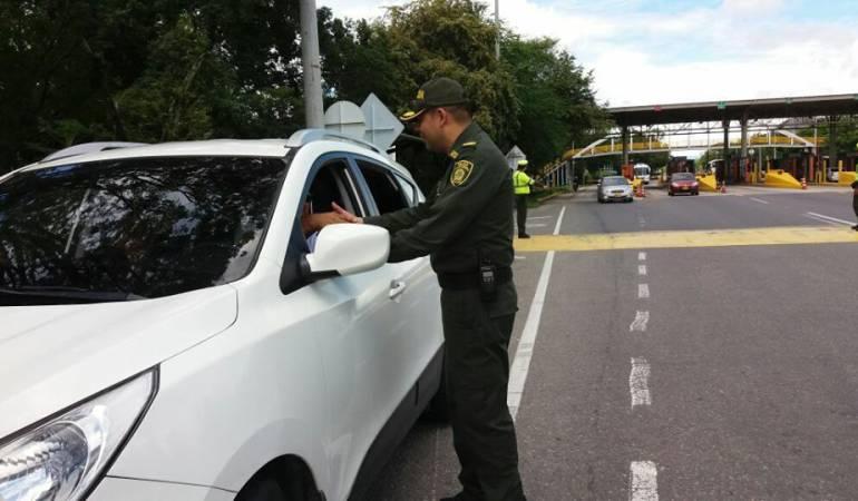 Plan retorno: Policía intensifica operativos durante la operación retorno en Tolima