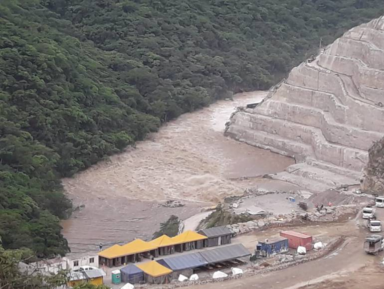 Antioquia declarará calamidad pública por emergencia en Hidroituango