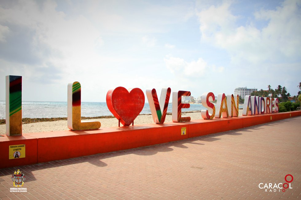 La Eco-expedición Viaje al Corazón del Caribe llegó a San Andrés en búsqueda de los problemas en materia medioambiental.