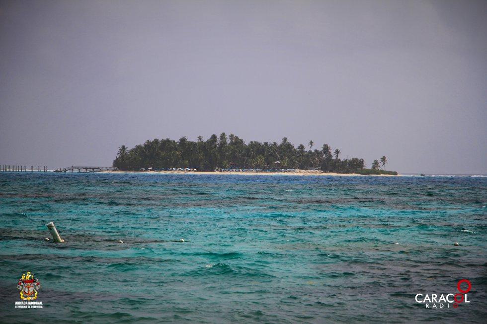 La Isla de San Andrés brinda a sus visitantes un horizonte lleno de magia.