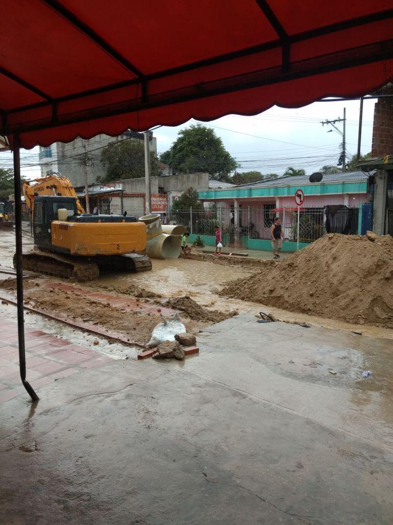 En 40 días instalarán las tuberías para el megatanque: Area Metropolitana: En 40 días instalarán las tuberías para el megatanque: Area Metropolitana