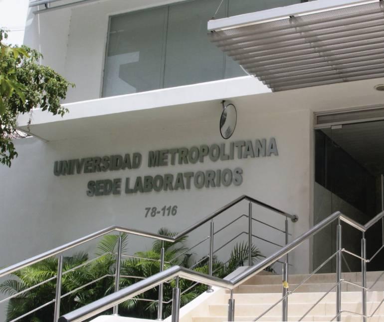 Instalaciones universidad Metropolitana.