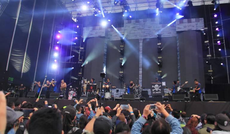 Día del Rock: Se celebra el Día del Rock Colombia