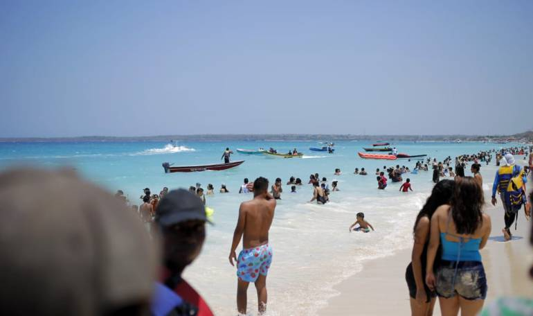 Playa Blanca Cartagena: Alcaldía de Cartagena no ha sido notificada sobre cierre de Playa Blanca