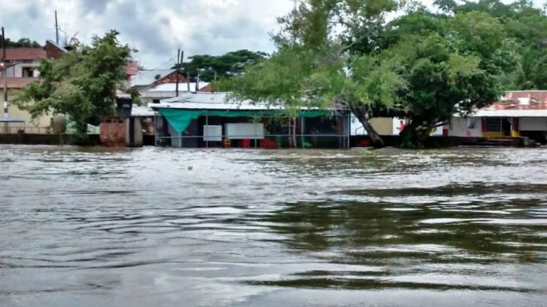 Gobernación de Bolívar declara alerta naranja por inundaciones: Gobernación de Bolívar declara alerta naranja por inundaciones