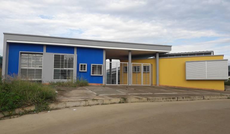 Centro de Desarrollo Infantil. Ciudad Rodeo.