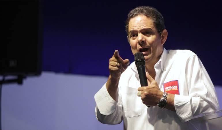 """""""Hace falta calzones para capturar a Guacho"""": German Vargas"""