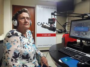 Gloria Beltrán Cubillos la dama del tango del Quindío