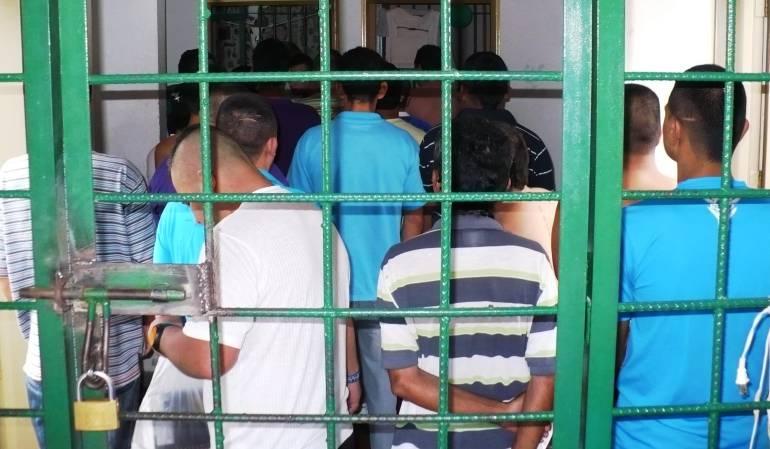 Hacinamiento: Policía en Quindío alerta por alto nivel de hacinamiento en los CAI