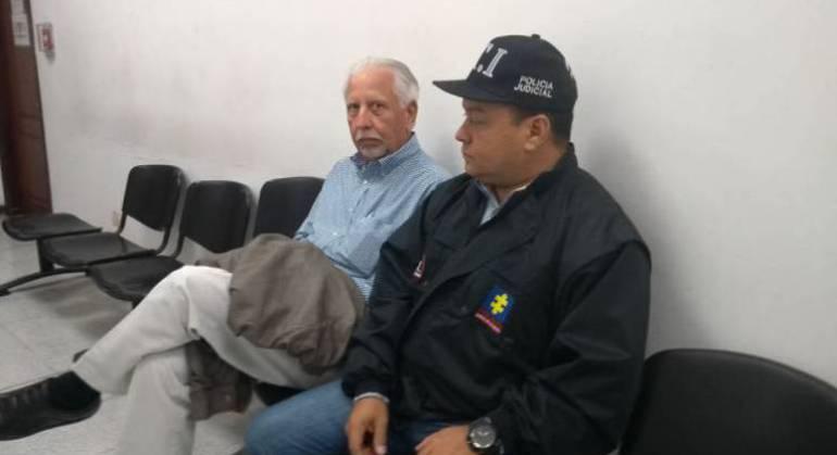 Ramón Navarro ofreció 900 millones de reparación por caso Triple A
