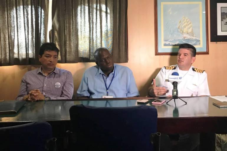 CIOH confirma bacterias en bahías del país y en aguas de lastre: CIOH confirma bacterias en bahías del país y en aguas de lastre