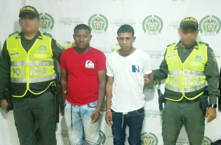 Delincuencia Cartagena: Policía de Cartagena captura seis delincuentes en menos de 24 horas