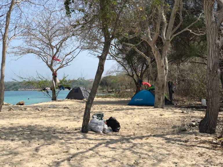 Playa blanca: En una semana inicia plan de acción en Playa Blanca de Cartagena