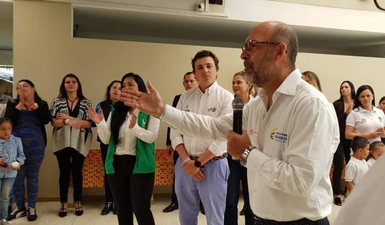 Ministro de Vivienda, Camilo Sánchez Ortega
