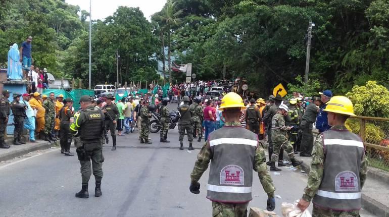 Cuatro, heridos, leves, ningún, desaparecido, Hidroituango: Cuatro heridos leves y ningún desaparecido en emergencia en Hidroituango