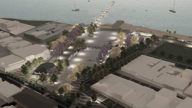 Muelle de Puerto Colombia: Adjudican reconstrucción del Muelle de Puerto Colombia