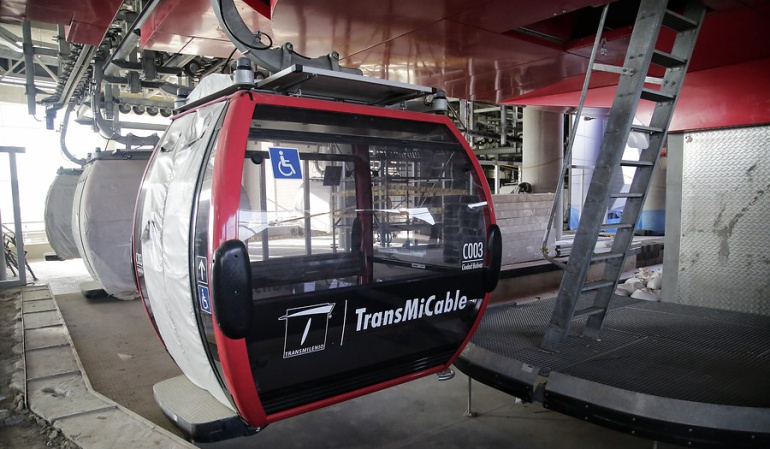 TransmiCable en Ciudad Bolívar: Consorcio Cable Móvil será el operador de TransmiCable en Ciudad Bolívar