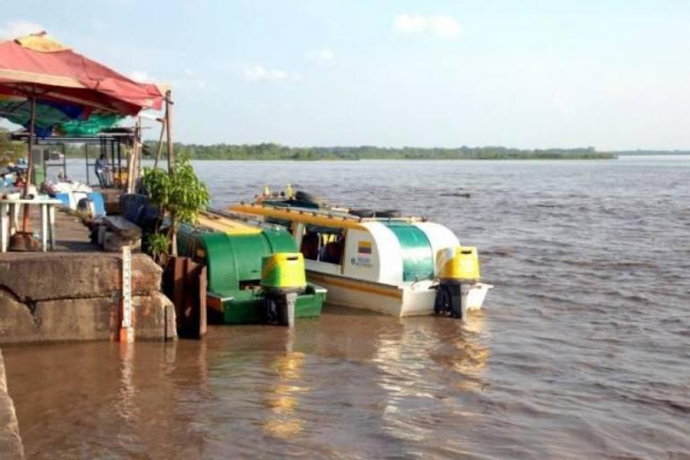INUNDACIONES LLUVIAS RIO MAGDALENA BARRANCABERMEJA: Río Magdalena amenaza con desbordarse en Barrancabermeja