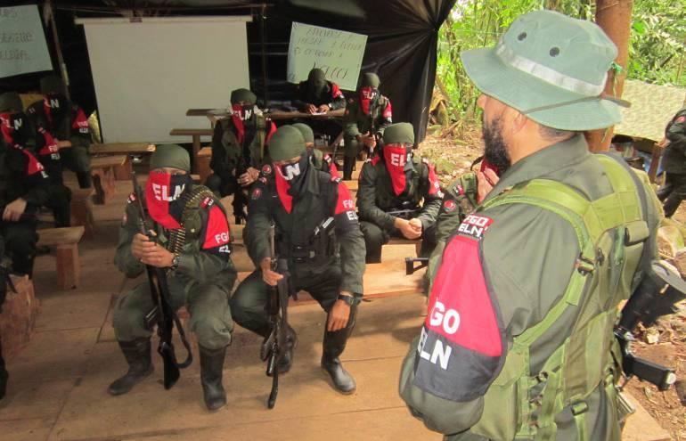ELN policía muerto: Un policía muerto deja ataque del ELN en Bolívar