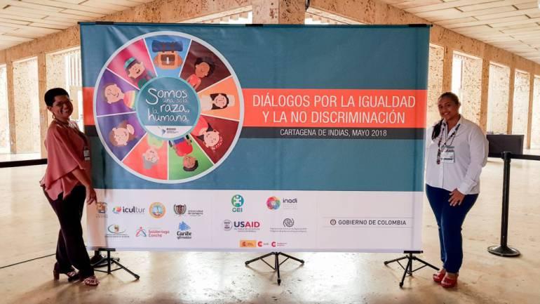 Discriminación Cartagena: Cartagena se une a jornada contra la discriminación