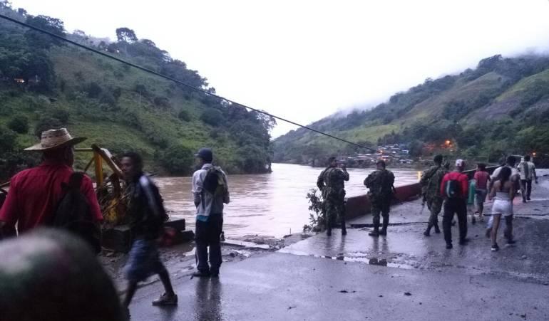 Gremios de la Mojana piden declarar emergencia preventiva por HidroItuango