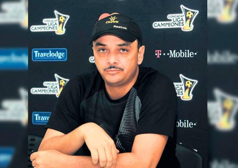 Real Cartagena nuevo técnico Richard Parra: Real Cartagena confirma a Richard Parra como nuevo entrenador